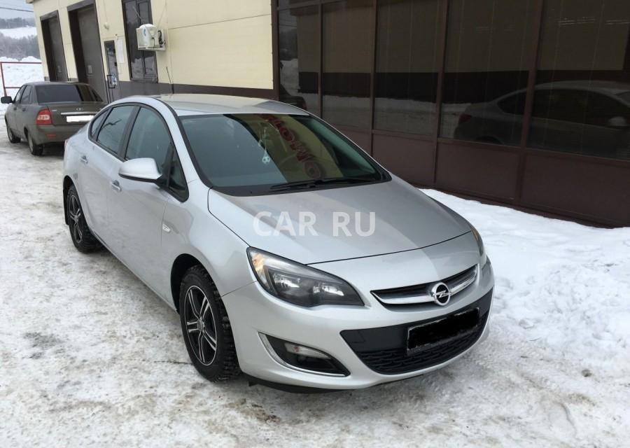 Opel Astra, Бавлы