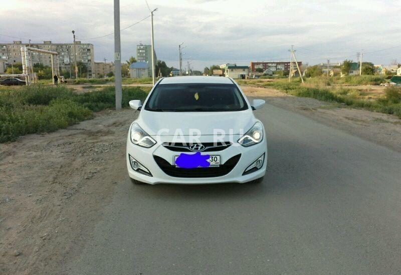 Hyundai i40, Астрахань