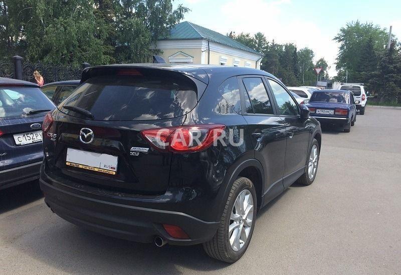 Mazda CX-5, Асбест