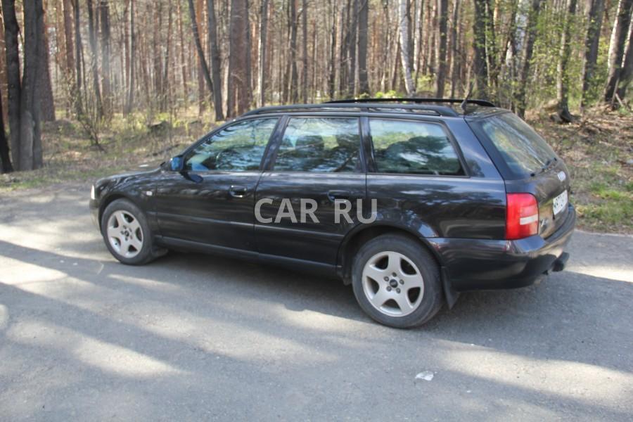 Audi A4, Аргаяш