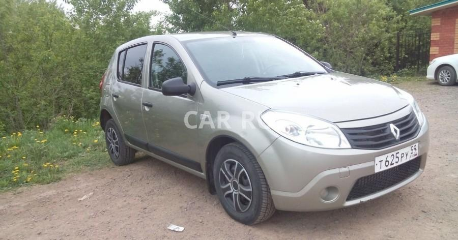 Renault Sandero, Барда