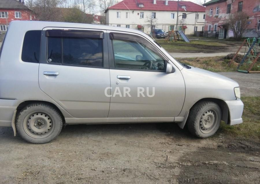 Nissan Cube, Асбест