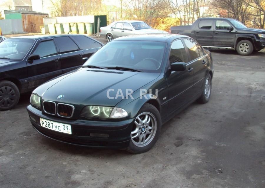 BMW 3-series, Багратионовск