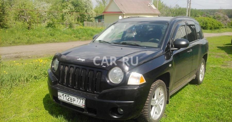 Jeep Compass, Беково
