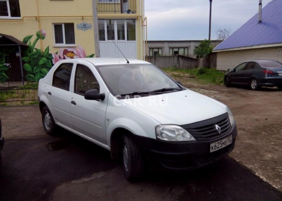 Renault Logan, Балахна