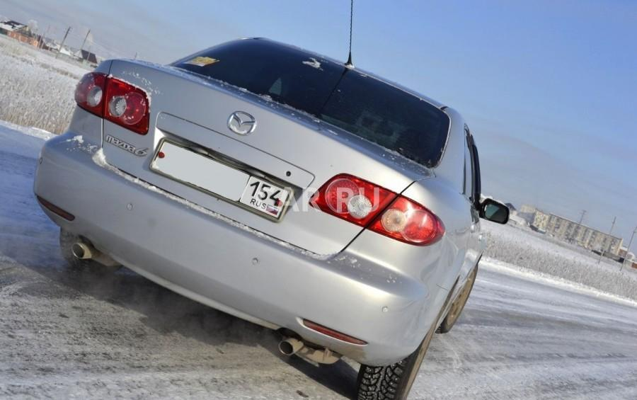 Mazda 6, Барабинск