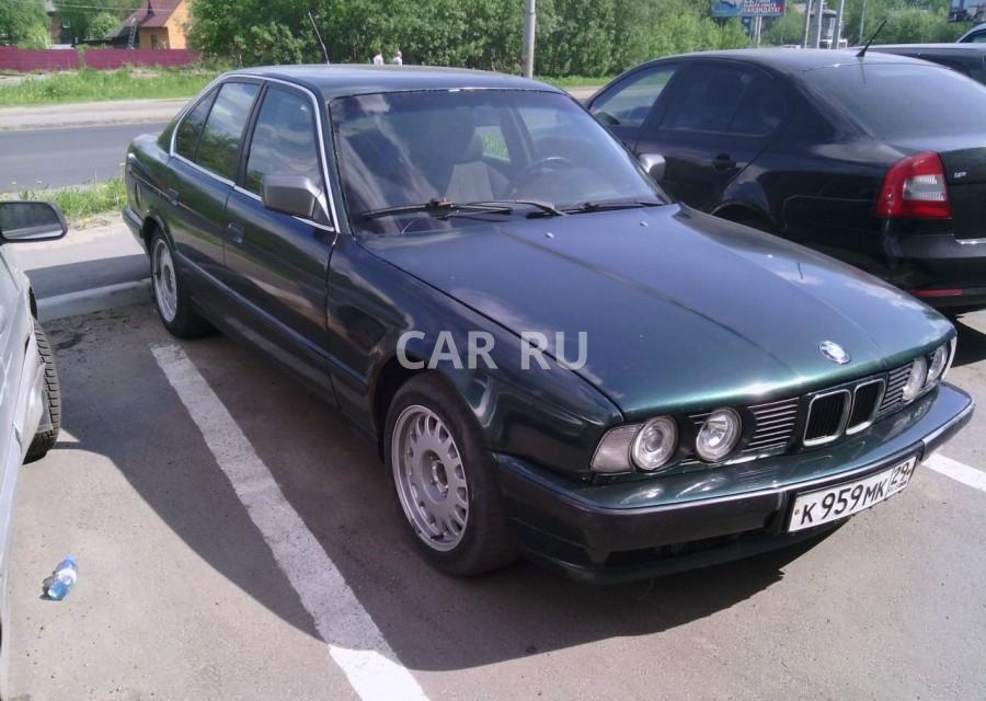 BMW 5-series, Архангельск