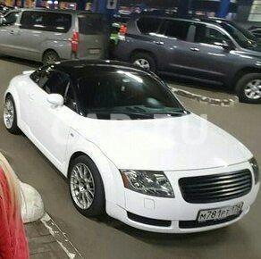 Audi TT, Архангельск