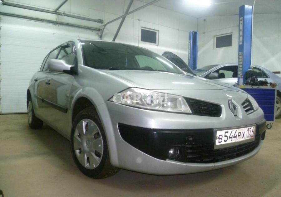 Renault Megane, Аша