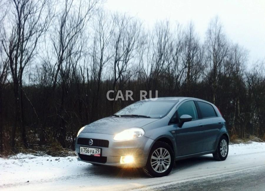 Fiat Punto, Архангельск