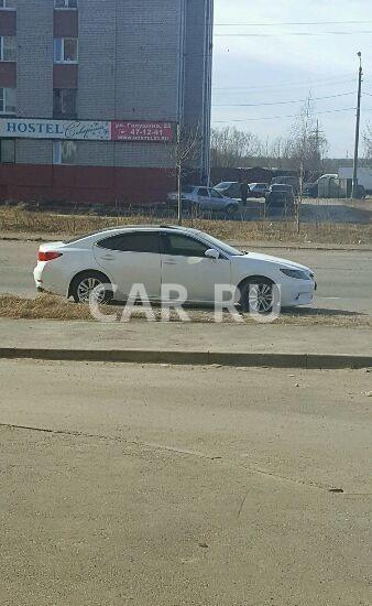 Lexus ES, Архангельск