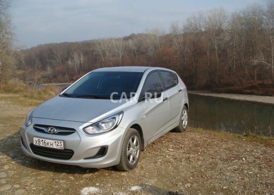 Hyundai Solaris, Апшеронск