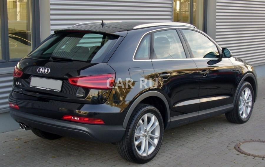 Audi Q3, Альметьевск