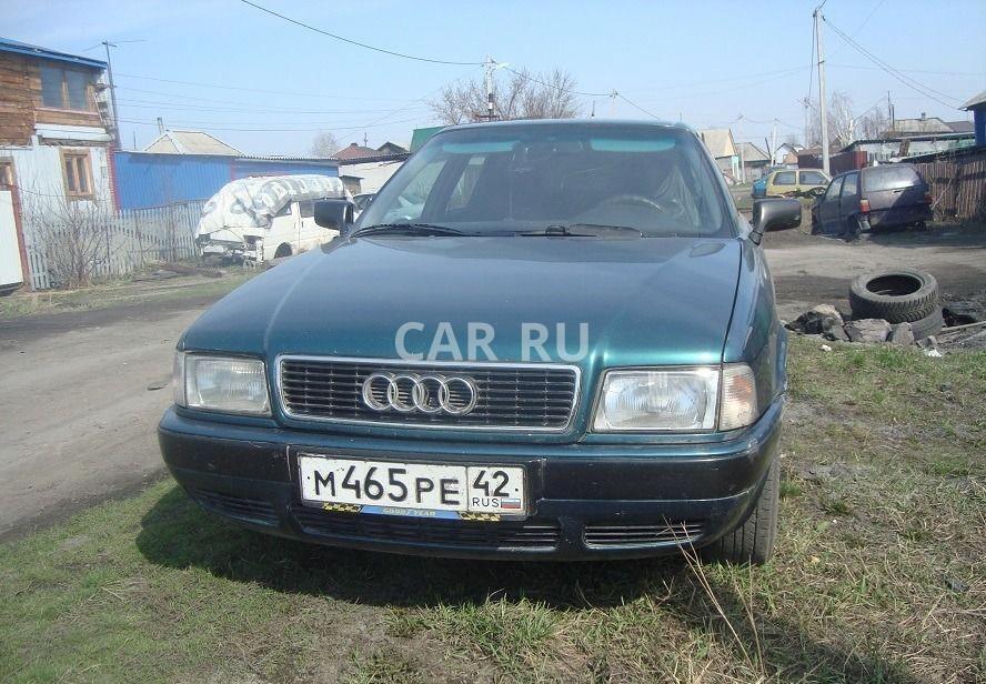 Audi 80, Белово