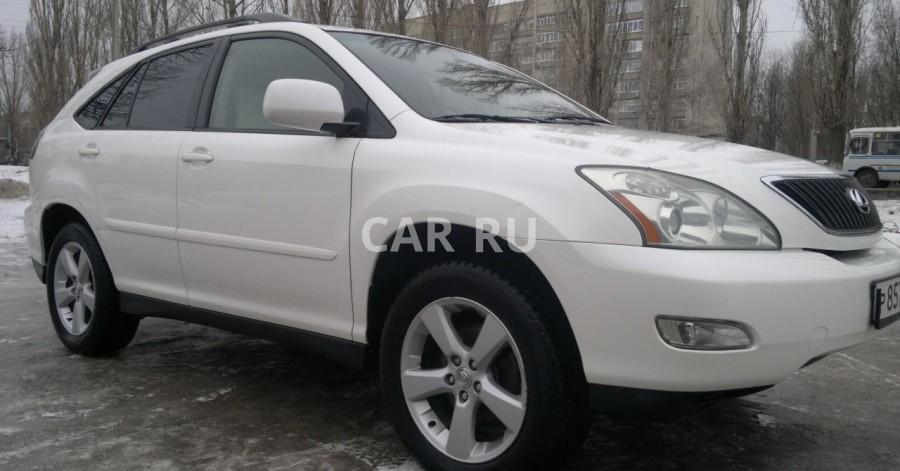 Lexus RX, Балашов