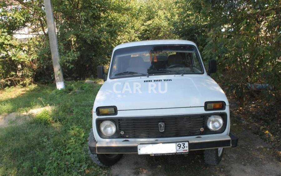 Lada 4x4, Абинск