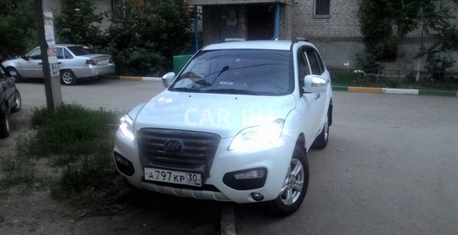 Lifan X60, Астрахань