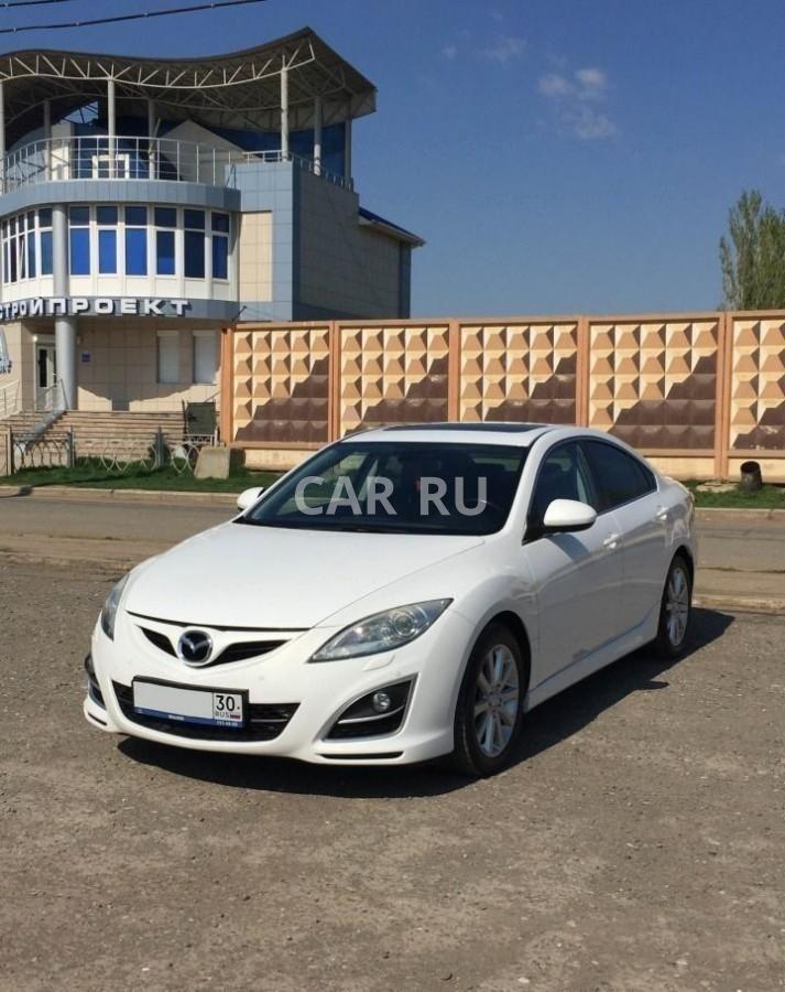 Mazda 6, Астрахань