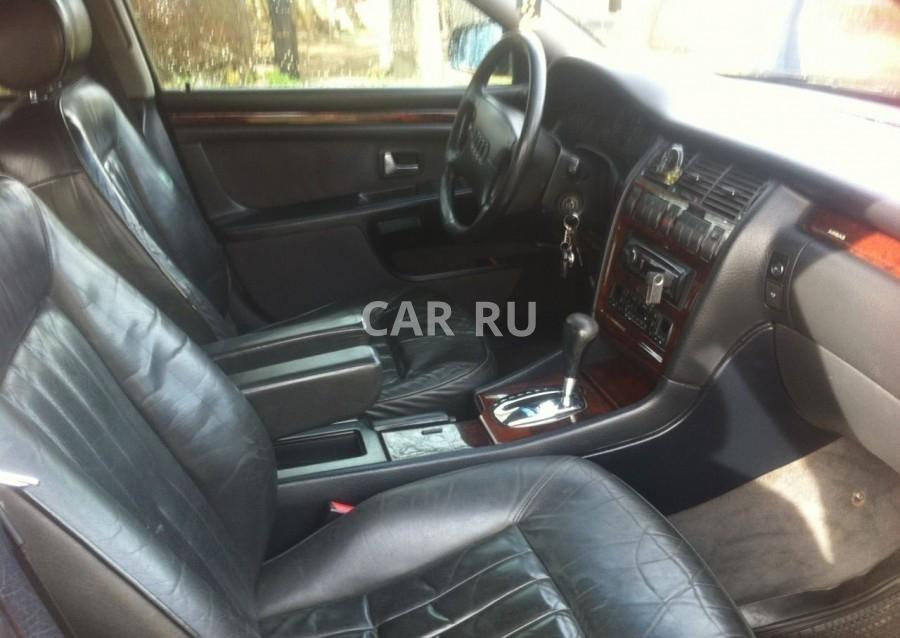Audi A8, Балтийск