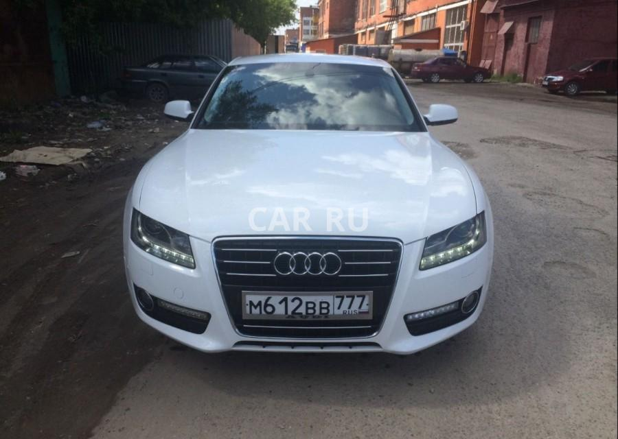 Audi A5, Балашиха