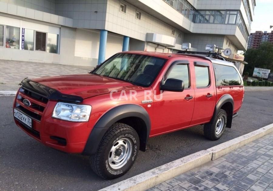 Ford Ranger, Астрахань