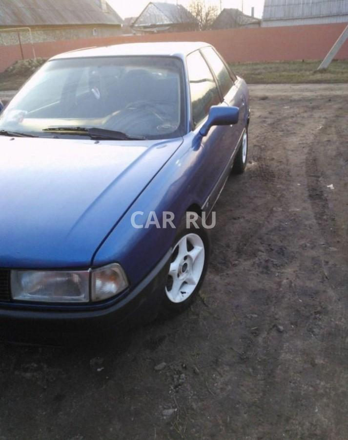 Audi 80, Анна