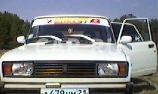 Lada 2105, Батырево
