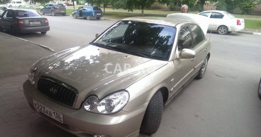 Hyundai Sonata, Азов