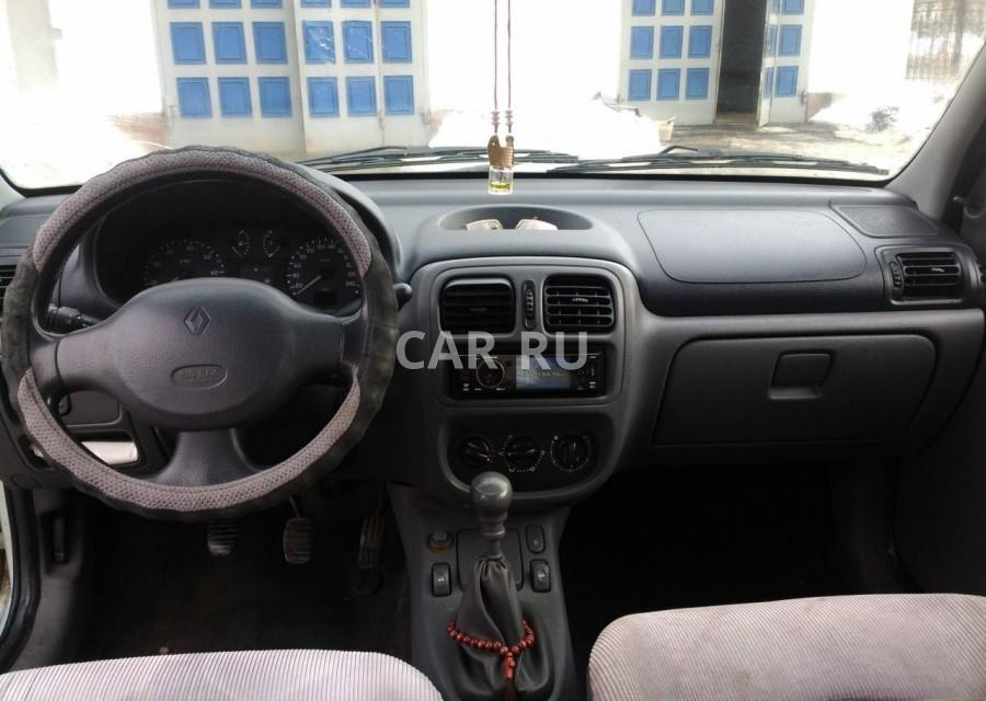 Renault Clio, Арзамас