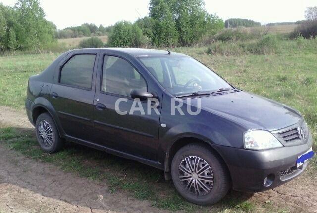 Renault Logan, Алапаевск