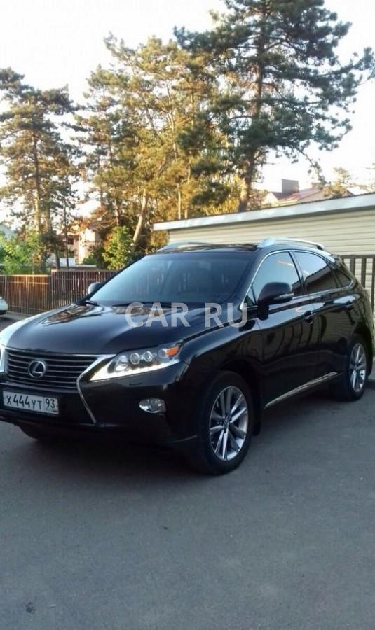 Lexus RX, Абинск