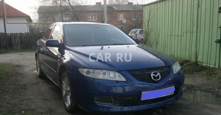 Mazda 6, Белёв