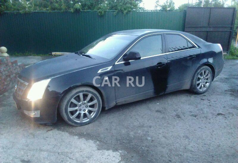 Cadillac CTS, Азов