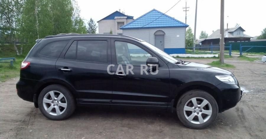 Hyundai Santa Fe, Архангельск