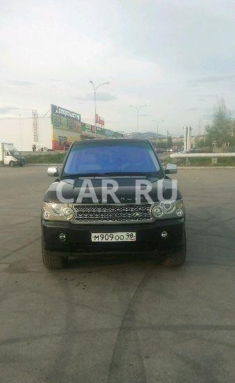 Land Rover Range Rover, Апатиты