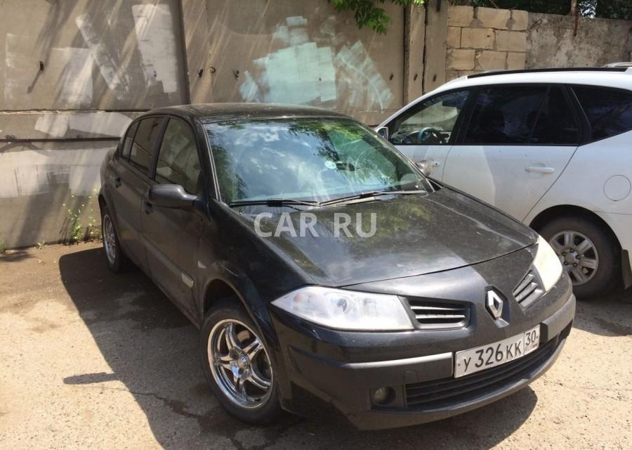 Renault Megane, Астрахань