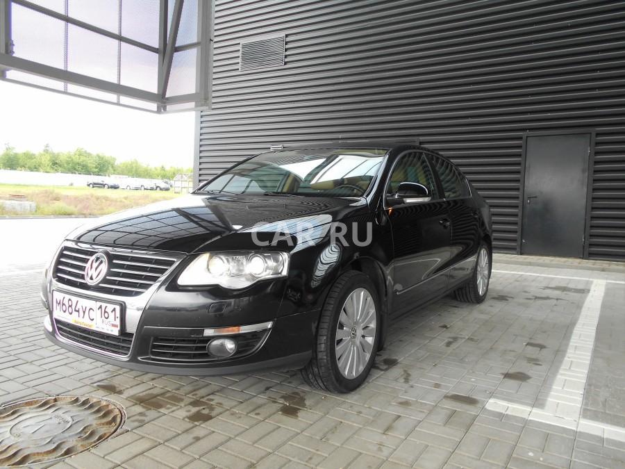Volkswagen Passat, Аксай
