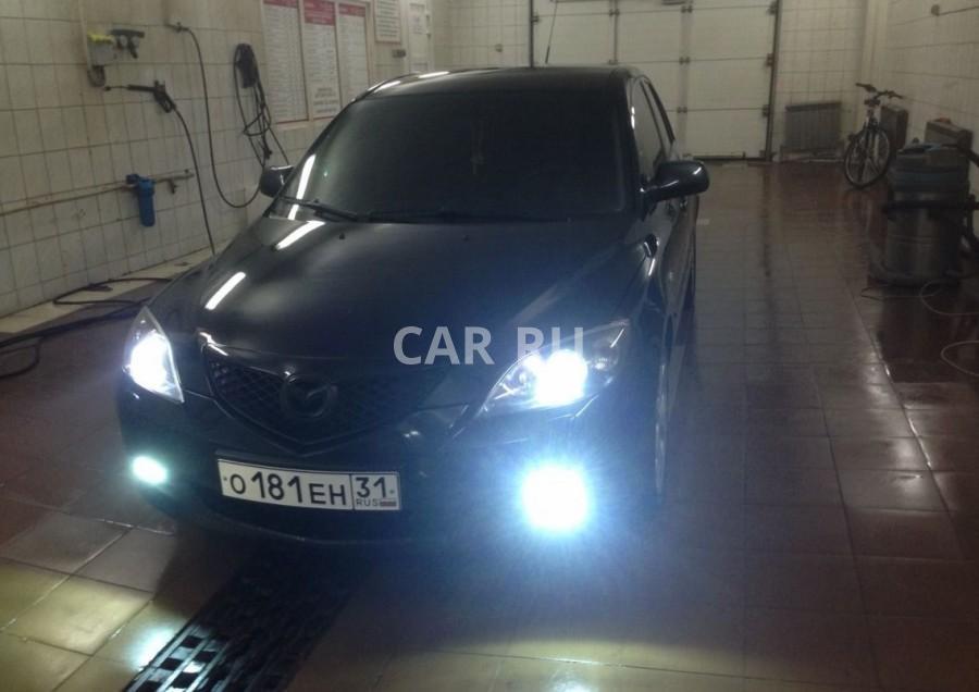 Mazda 3, Белгород