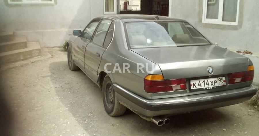 BMW 7-series, Аргун