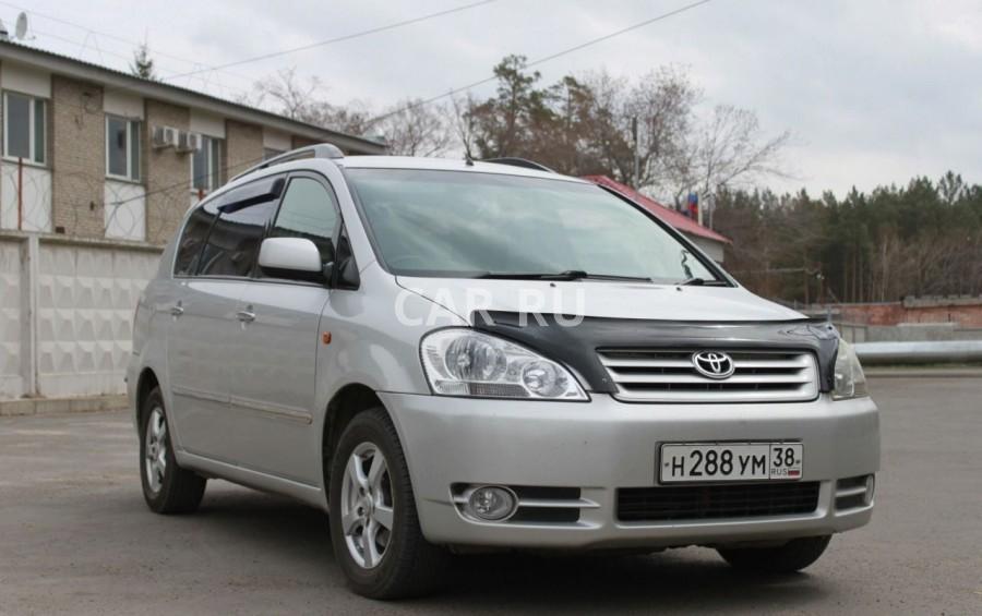 Toyota Picnic, Ангарск