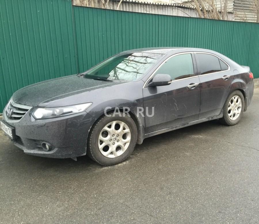 Honda Accord, Анапа