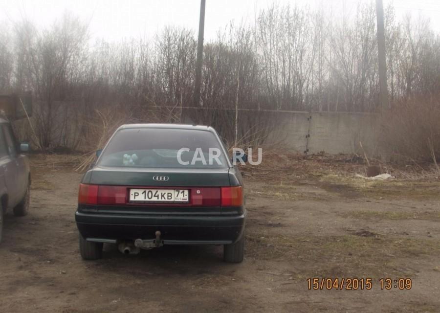 Audi 80, Арсеньево