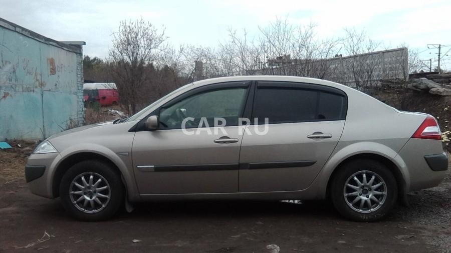 Renault Megane, Апатиты