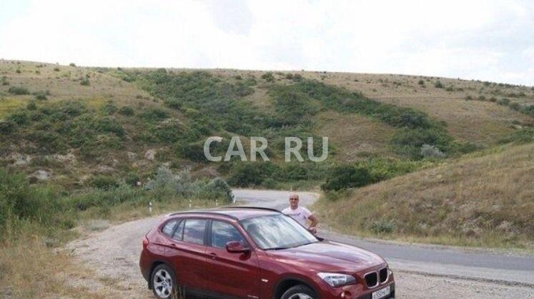 BMW X1, Белгород