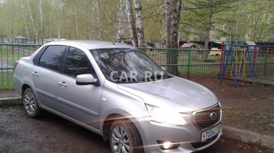 Datsun on-DO, Альметьевск
