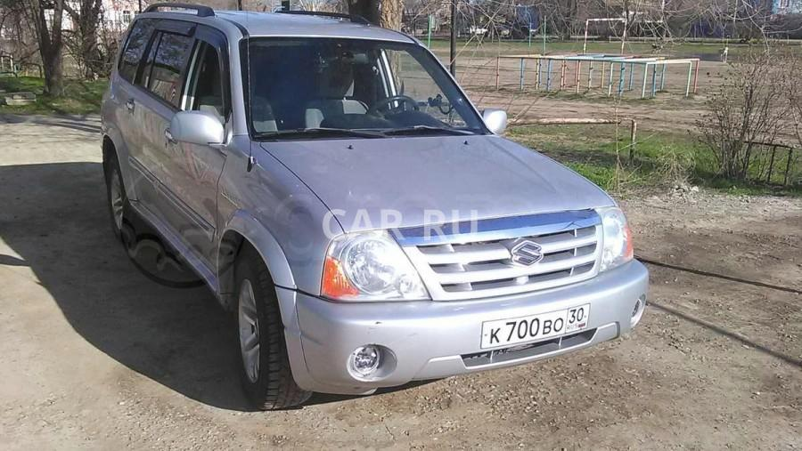 Suzuki XL7, Астрахань