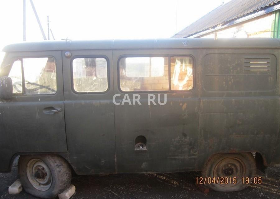 Уаз 390995, Апастово