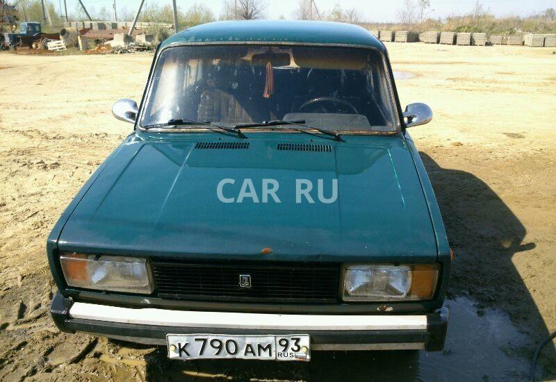 Lada 2105, Апшеронск