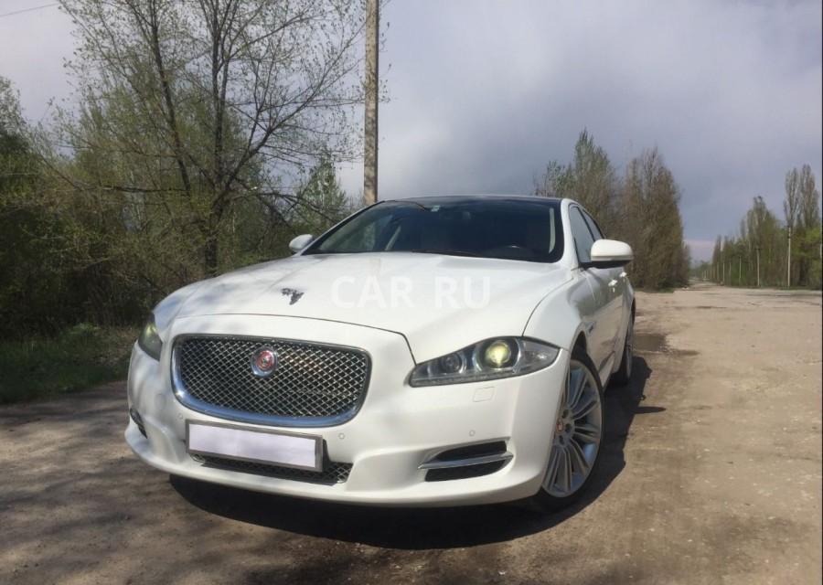 Jaguar XJ, Балашиха