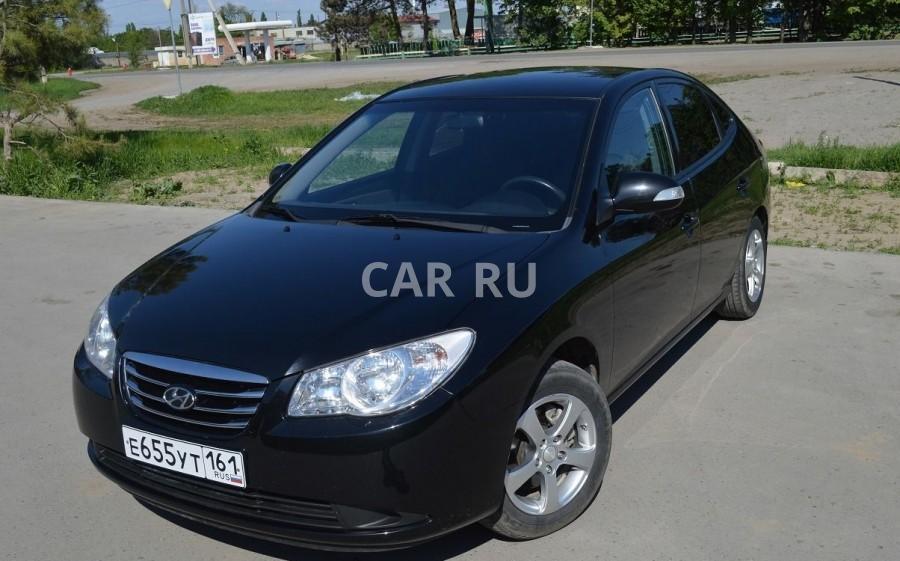 Hyundai Elantra, Азов